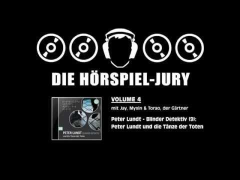 Hörspiel-Jury Vol. 4 - Peter Lundt (9): Peter Lundt und die Tänze der Toten