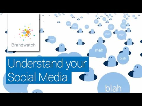 Brandwatch: Social Media Monitoring