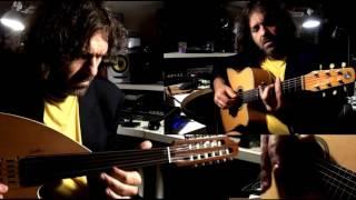 "Trying the Godin Multi-Oud with ""Teka Teki"" by KOTAK X ANGGUN"