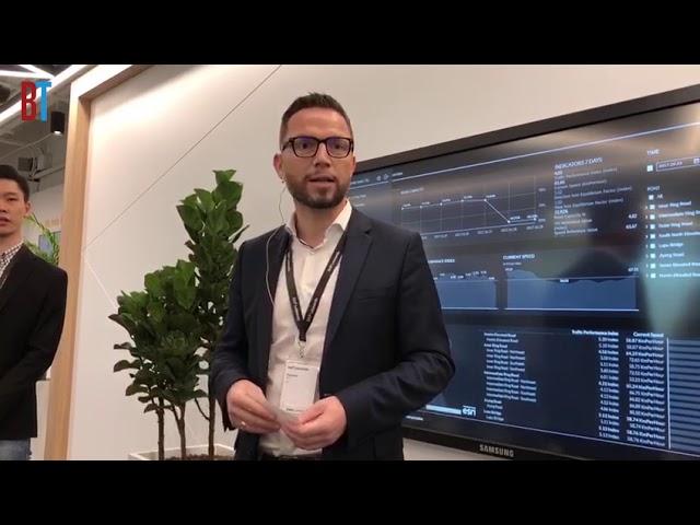 Quick Bites: SAP Leonardo Centre Singapore Launch