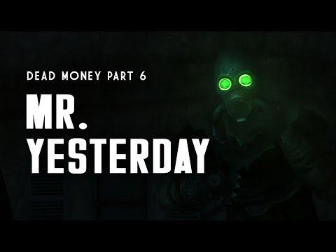 Dead Money Part 6: Mr. Yesterday's Corrupt Casino Construction - Fallout New Vegas Lore