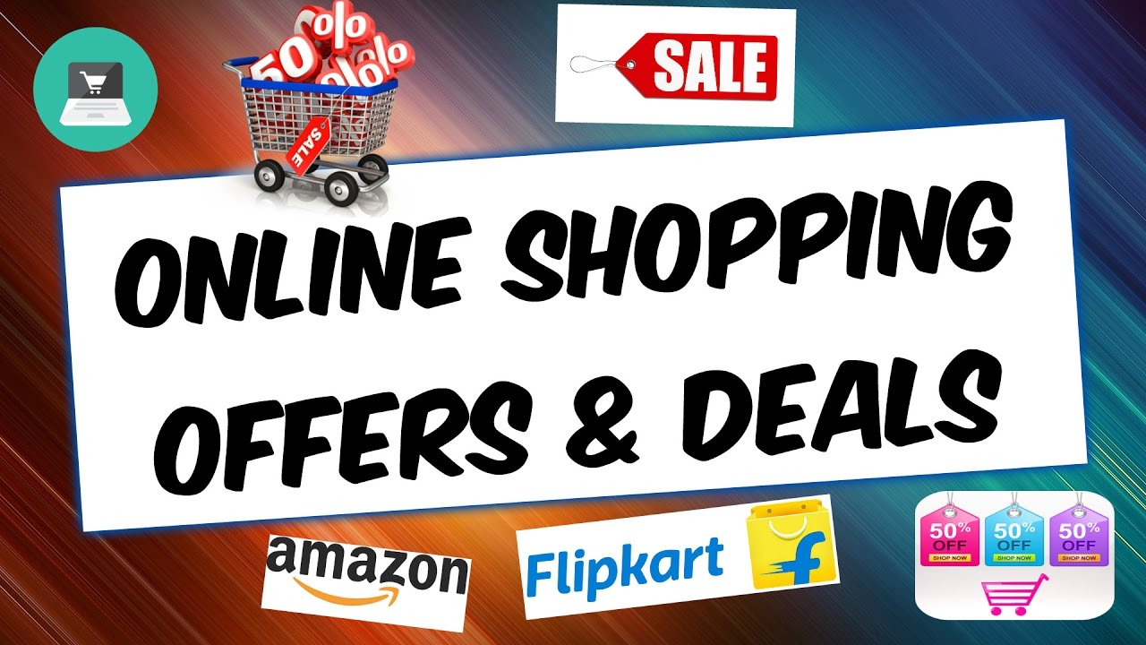 Image result for online shopping deals