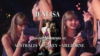 JENLISA Comeback Sweet Moments 10