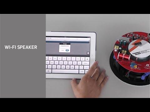 Wi-Fi Speaker Multi Room Music System User Instruction Video
