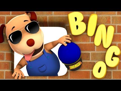 Bingo   Dog Song   Nursery Rhymes   Kids Songs by Farmees