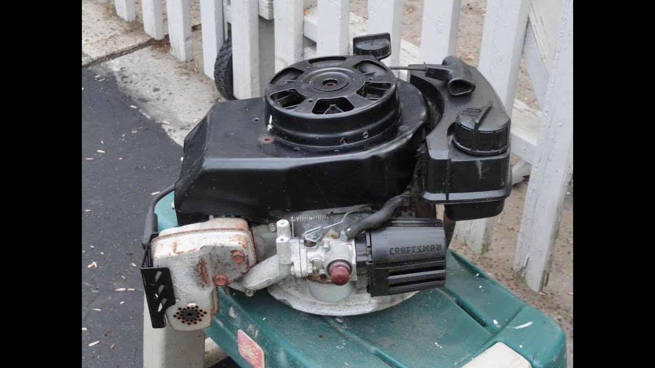 Tecumseh LV195EA 195cc 65hp    engine    aka LEV120  YouTube