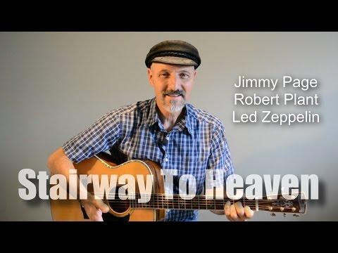 Stairway To Heaven - Intro - Guitar Lesson