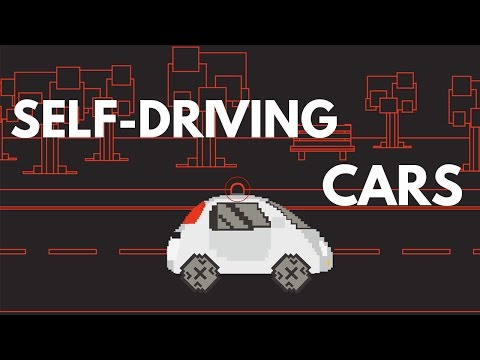 What Would A World With Self-Driving Cars Look Like?
