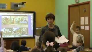 Открытый урок Русские народные сказки, часть 1