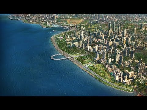 Mumbai Coastal Road Project | Nine Exposures |