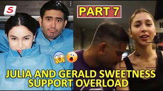 PART 7 | Julia Barretto and Gerald Anderson Sweetness Moment Overload.