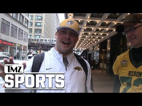 Carson Wentz's Roommate- He's No Johnny Manziel...'I'd Let Him Date My Sister' | TMZ Sports