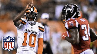 Every RGIII Throw from Week 2 | 2016 NFL Preseason Highlights