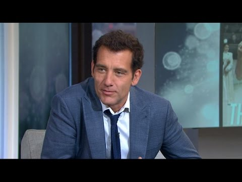 Clive Owen  2014: Actor Discusses His Role in the New Medical Drama 'The Knick'