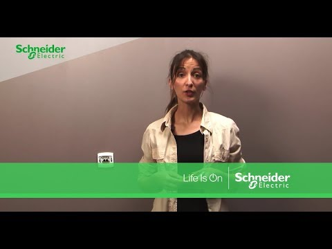 comment installer un interrupteur va et vient schneider electric youtube. Black Bedroom Furniture Sets. Home Design Ideas