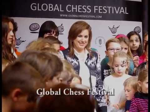 JUDIT POLGAR - The Greatest Female Chess Player of All Time - History trailer