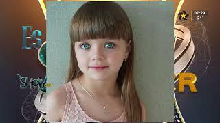 La niña mas linda del mundo