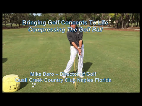 Compressing The Ball