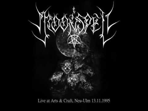 Moonspell - Live at Arts & Craft, Germany 1995 (FULL BOOTLEG)