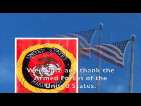 The Official Song of the US Marines Karaoke