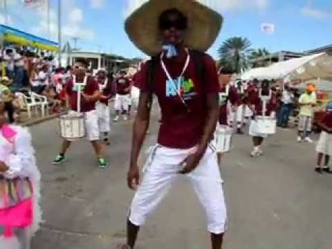 Brass Band Opening of Carnaval 59 Aruba 3feb 2013 Rex-Events & Entertainment