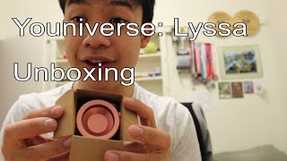 Youniverse Lyssa Unboxing