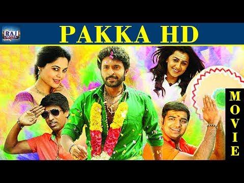 Pakka Tamil Movie HD   Vikram Prabhu   Nikki Galrani   Bindu Madhavi   Soori   Raj Movies