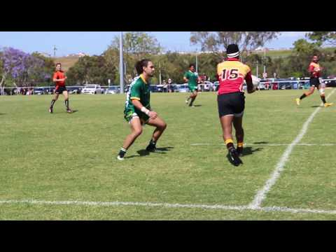 Queensland PNG Vs Queesland Cook Islands  1st Half 1