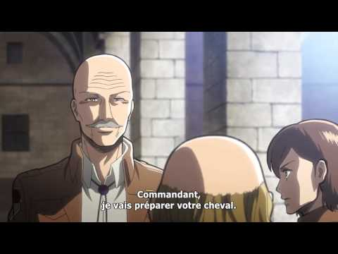 [ATTACK ON TITAN] : Dot Pixis