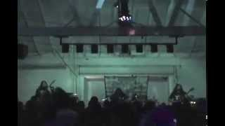 Gorgasm- Charred Vaginal Effluence live @ SCFF 2013