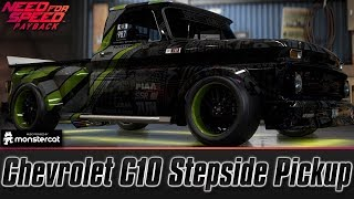 Need For Speed Payback: Chevrolet C10 Stepside Pickup Super Race Build | LV399 | SCREW YOUR SUPERCAR