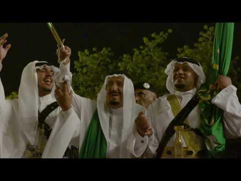 هنا مقطع سينمائي مدهش عن قمم الرياض حصد 6 ملايين مشاهدة في وقت وجيز