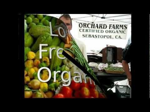 Local Farmers Market - Fresh Organic Produce Delivery Service - Santa Rosa CA