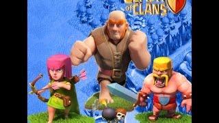 Clash of Clans - Estrategia de ataque com Gigantes, Barbaros e Arqueiras