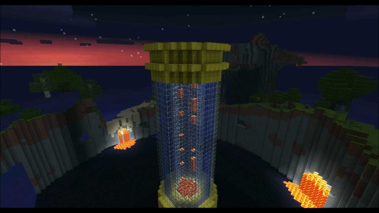 Minecraft Build Contest   Lava Lamp   YouTube