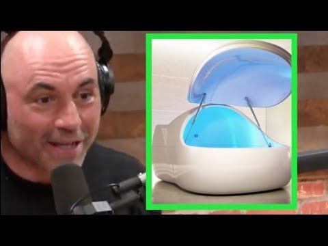 Joe Rogan Explains The Benefits Of The Isolation Tank