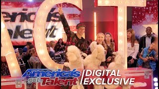 What To Expect At AGT Auditions - America's Got Talent 2017 thumbnail
