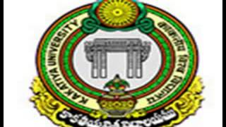 Kakatiya university results ku kakatiya university results 2013 degree mba results b.tech results