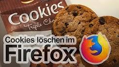 Firefox: Cookies löschen & Cache leeren!