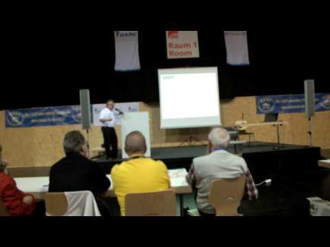 PT0S presentation at HAMRADIO Friedrichshafen 2013 - Part II