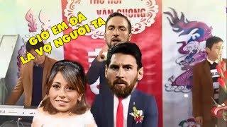 Bản tin Troll Bóng Đá số 84: Thánh Higuain và Ronaldo đến phá đám cưới Messi