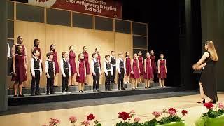 Bad Ischl 2018 - Competition - Özel Türk Koleji BTK Polyphonic Children&#39s Choir (Turkey)
