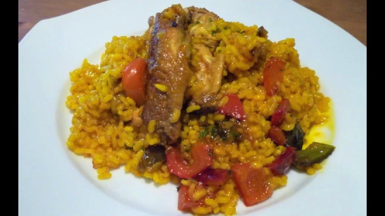 Image Result For Recetas De Cocina Arroz Con Alitas De Pollo