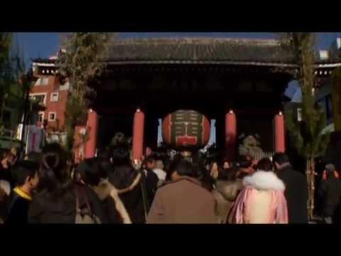Gay Travel Japan - Tokyo  (Part 1/2)