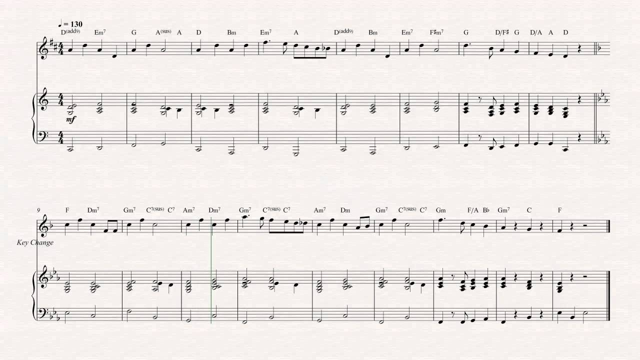 Trumpet Jeopardy Theme Song Jeopardy Sheet Music Chords