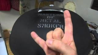 heavy metal bbq bigger badass masters of metal smoker