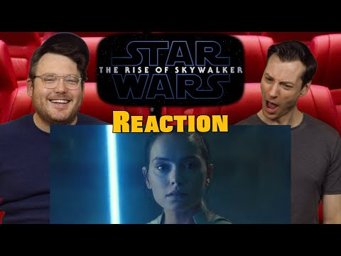 Star Wars The Rise of Skywalker - Final Trailer Reaction / Review / Rating