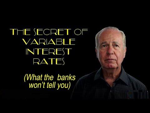 Variable/Adjustable Interest Rates Reverse Mortgage