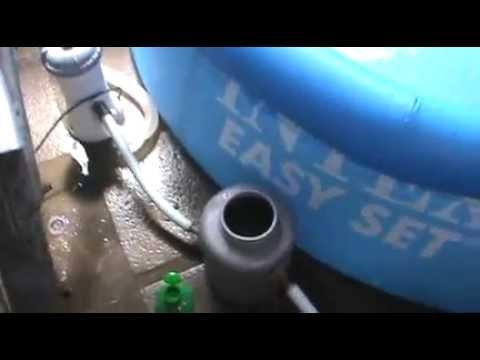 Filtro caseiro simples pra piscina intex youtube for Filtro piscina intex