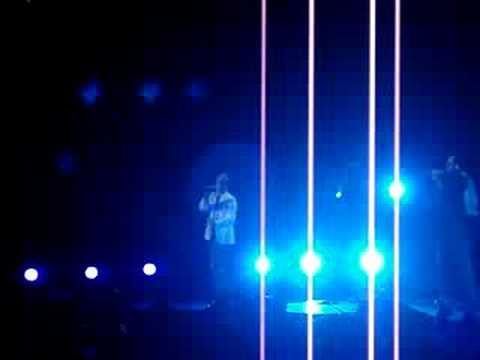 Nunca Te Hare Llorar / I'll Never Break Your Heart - BackStreet Boys LIVE in Barcelona